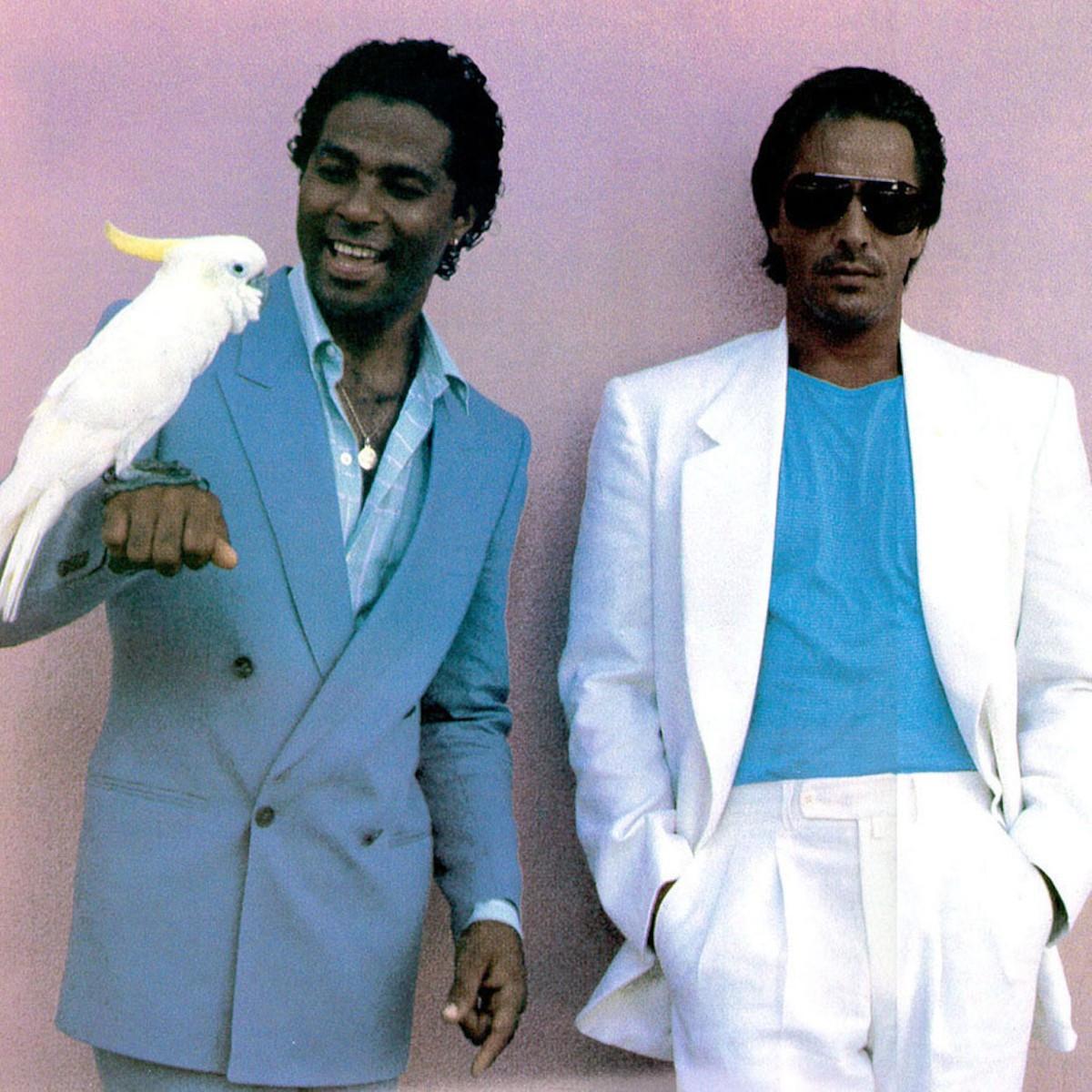 Miami Vice Tubbs Crockett