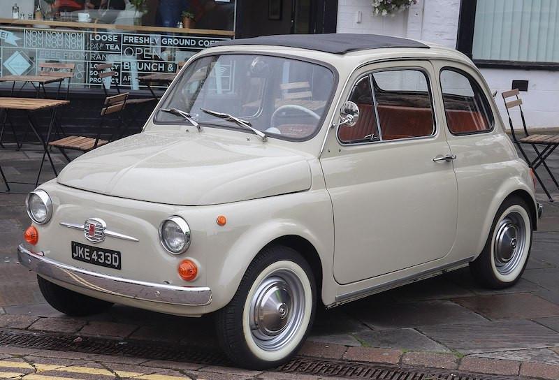 Fiat 500 F Nuova 1965