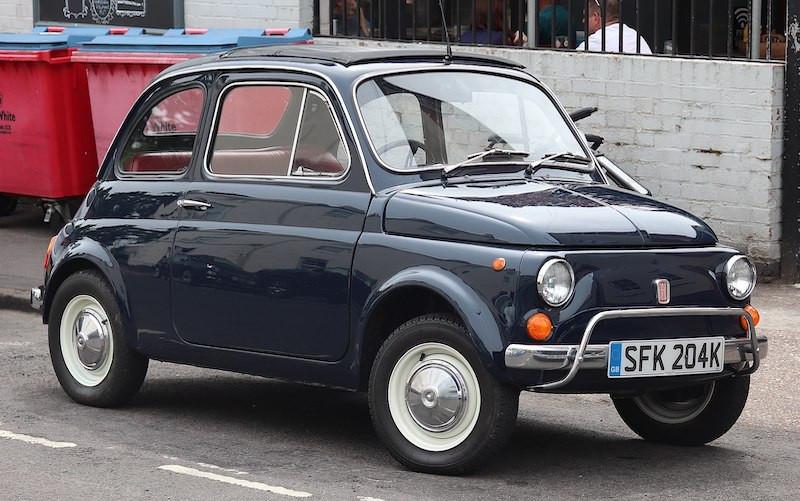 Fiat 500 L Luxe Nuova 1968