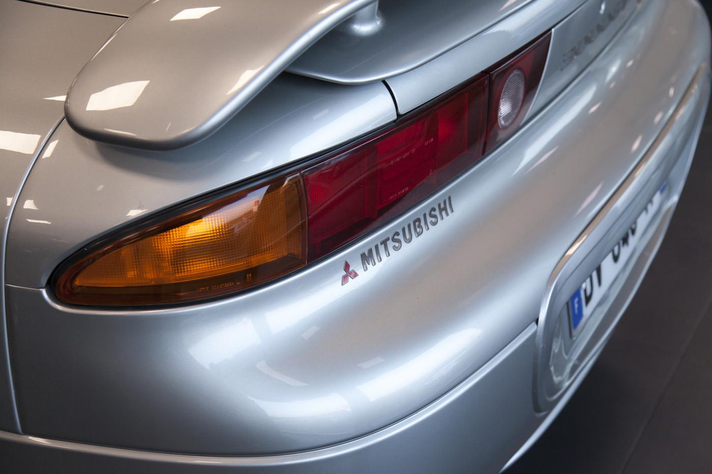 Mitsubishi 3000 GT Twin-Turbo