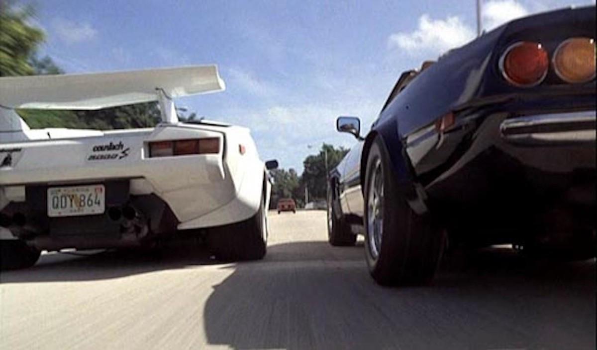 Miami Vice Lamborghini