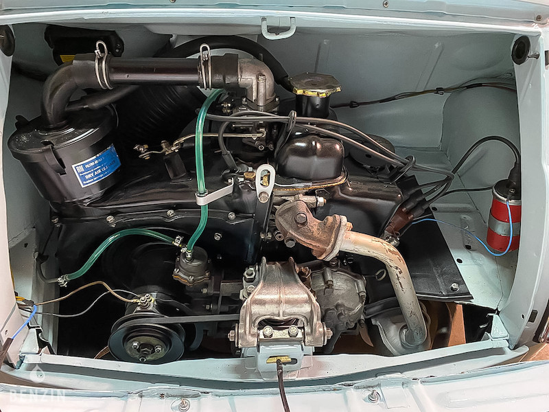Moteur Fiat 500 nuova