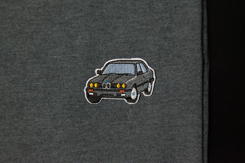 t-shirt Benzin E30