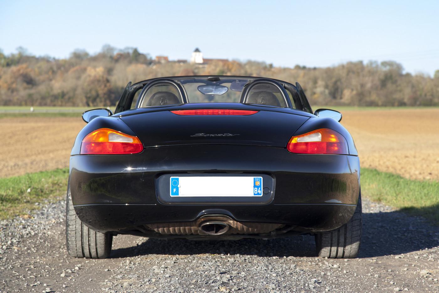 Porsche Boxster 2.5 986