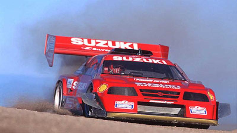 Suzuki Escudo Pikes Peak