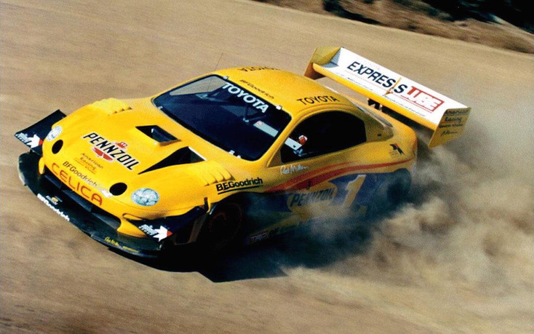Toyota Celica Super Sport Turbo Pikes Peak